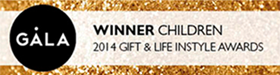 GALA - Winner Children 2014 Gift & Life Instyle Awards