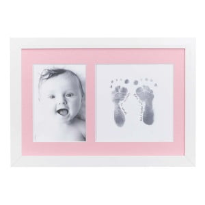 Baby Made 8x12 Pink Frame