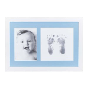 Baby Made 8x12 Blue Frame