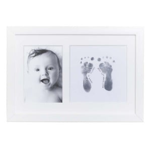 Baby Made 8x12 White Frame