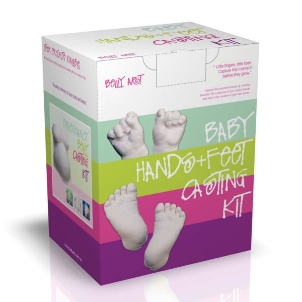 Baby Made DIY Hand and Feet Casting Kit