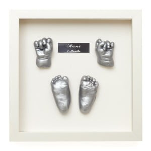 Baby Made Framed Sculptures
