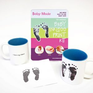 LIFESTYLE BABY MADE INKLESS PRINT KIT