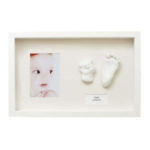 baby hand and feet impressions