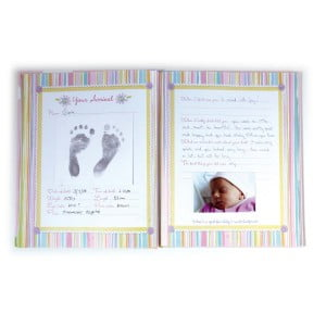 Baby Made Inkless Print Kit