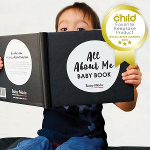 all about me baby book