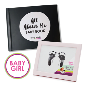 print baby book